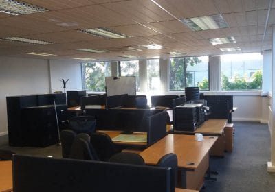 Commercial offices repaint Teesside