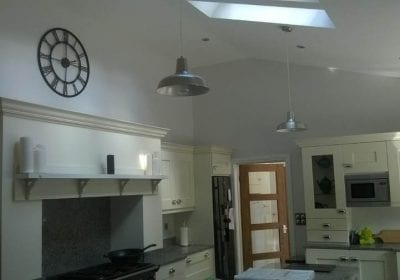 Kitchen painting professional Stockton-on-Tees painters