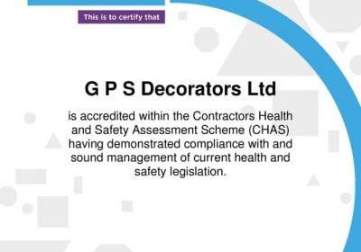CHAS_Certificate _Of _Accreditation _GPS _Decorators _Limited