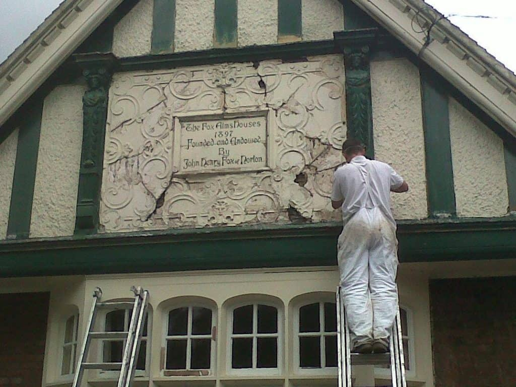 Commercial _Painting _Project _GPS _Decorators _Fox _Alms _Norton