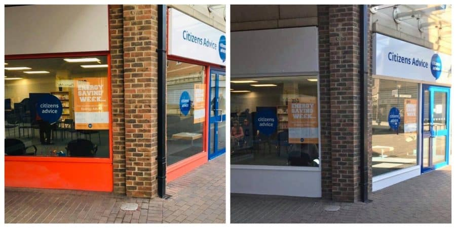 Commercial Exterior _Decorating _Job _Stockton _On_Tees