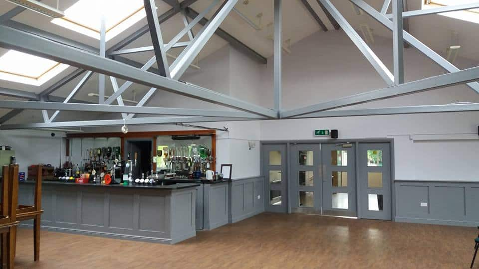 Commercial _Painting _Project _GPS _Decorators _Billingham _Rugby _Club