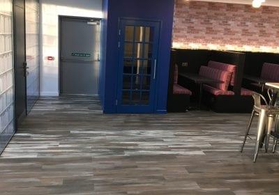 Office refurbishment in Teesside