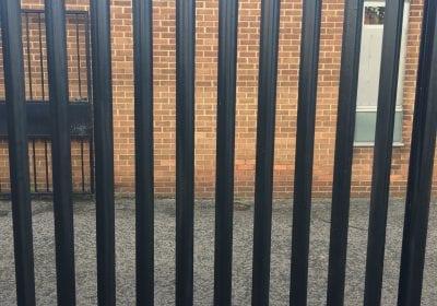 Exterior Railings repaint Middlesbrough