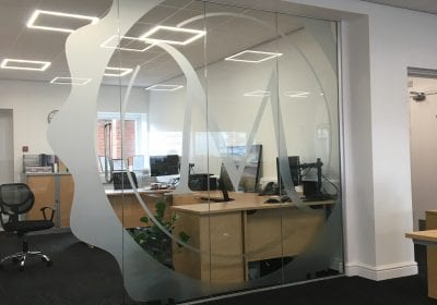 Commercial offices refurbishment in Hartlepool
